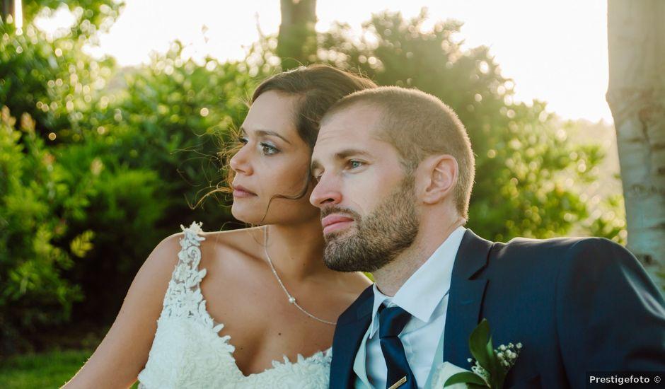 O casamento de Bastien e Alexandra em Leiria, Leiria (Concelho)