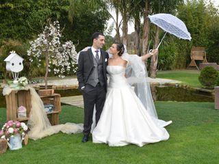 O casamento de Tânia  e Joel