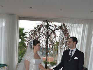 O casamento de Tânia  e Joel  2