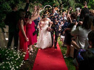 O casamento de Ruslana e José