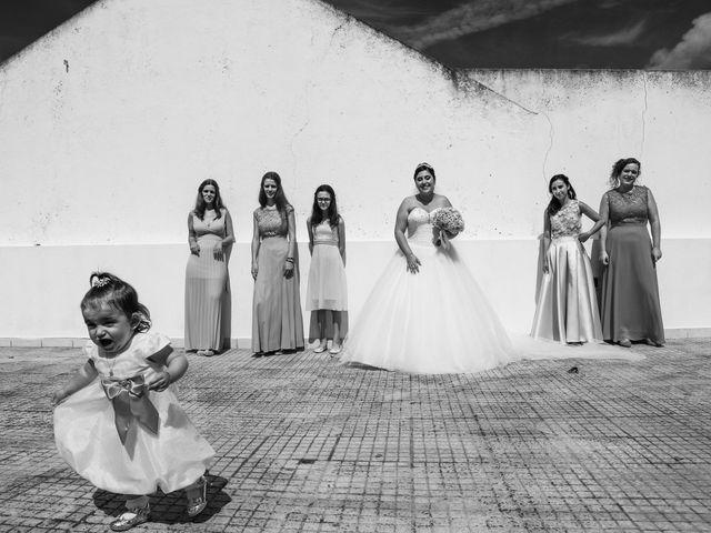 O casamento de Marco e Cláudia em Torres Vedras, Torres Vedras 1