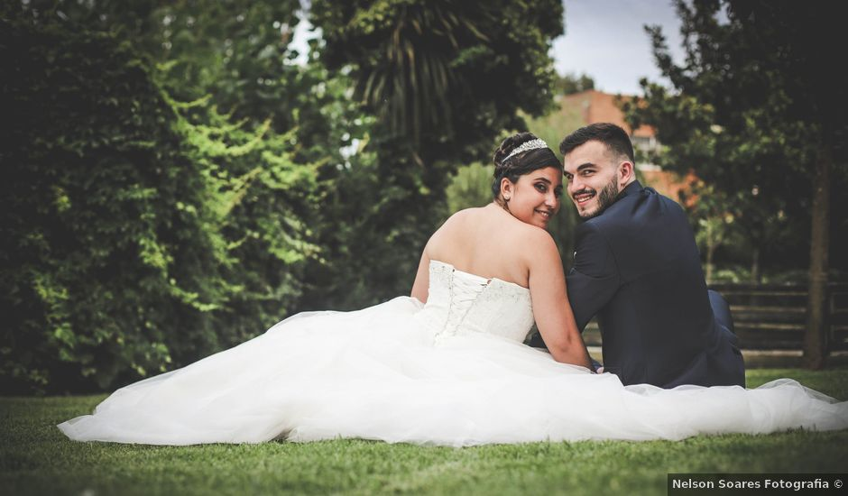 O casamento de Marco e Cláudia em Torres Vedras, Torres Vedras