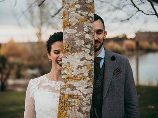O casamento de Sílvia e Marco
