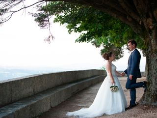 O casamento de Susana e Cláudio