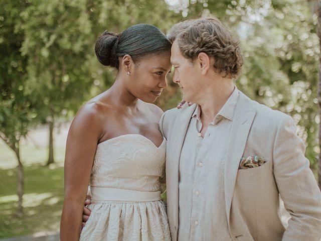 O casamento de Weza e Luís