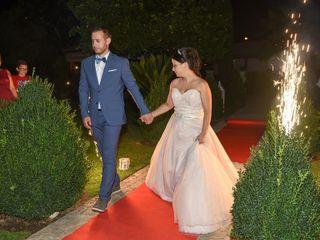 O casamento de Letícia e André