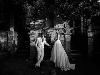 O casamento de Margarida e André