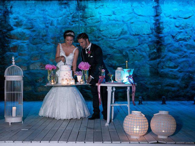 O casamento de Sabrina e Oscar
