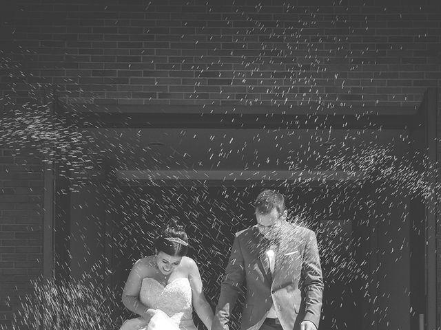 O casamento de André e Letícia em Sobreira, Paredes 1