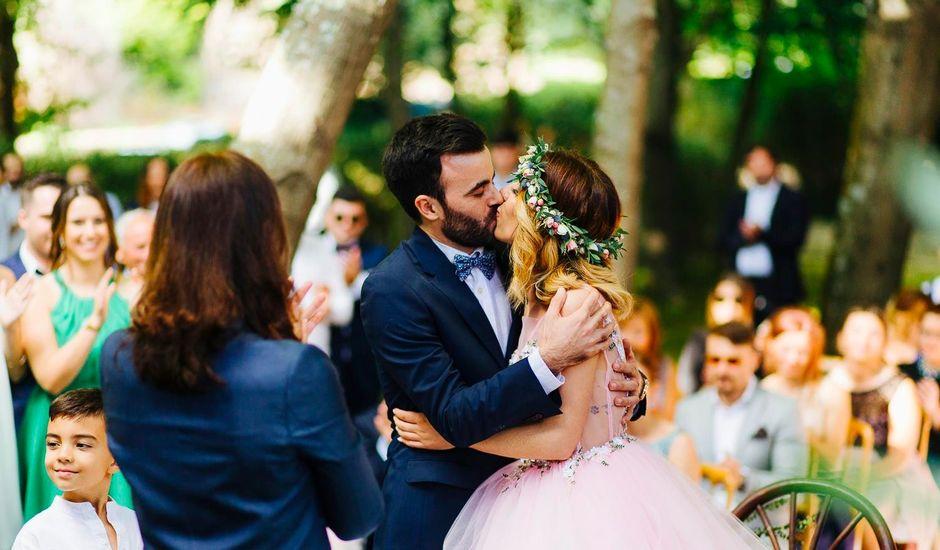 O casamento de César e Bruna em Guimarães, Guimarães