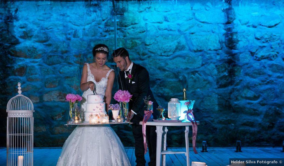 O casamento de Oscar e Sabrina em Parada de Tibães, Braga (Concelho)