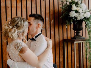 O casamento de Cristiana e Nuno