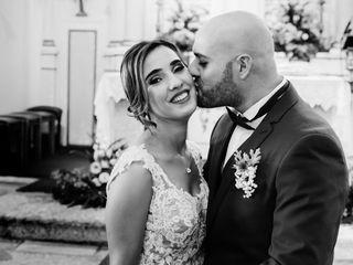 O casamento de Jessica e Ricardo