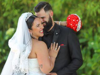 O casamento de Filipa e Paulo 1