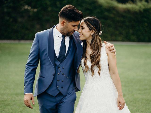 O casamento de Filipa e Anthony