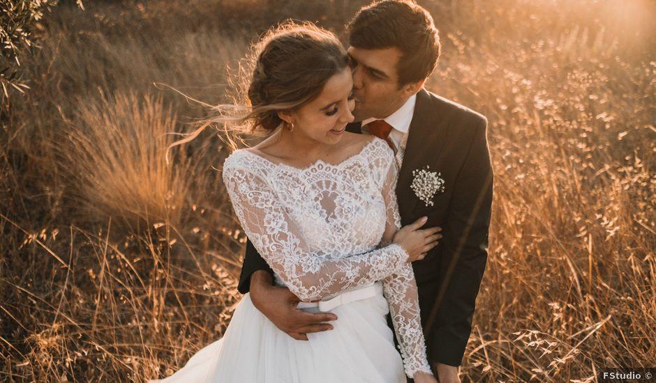 O casamento de Pedro e Patricia em Tomar, Tomar