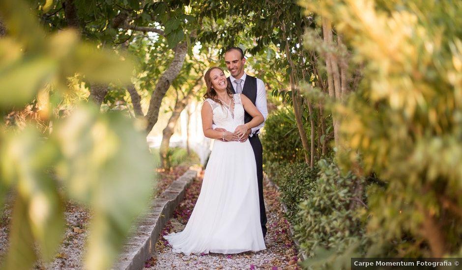 O casamento de João Pedro e Cátia em Alcabideche, Cascais