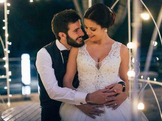 O casamento de Beatriz e Flávio