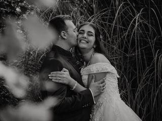 O casamento de Micaela e Daniel