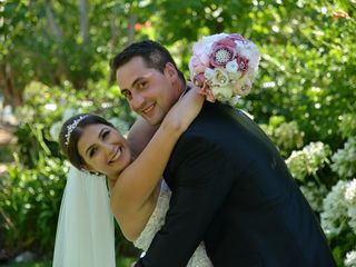 O casamento de Nicole  e Rúben 1