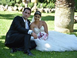 O casamento de Nicole  e Rúben 2