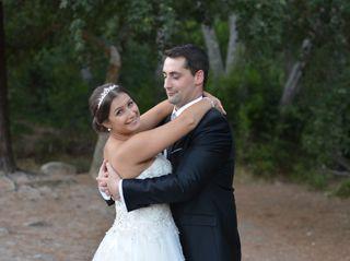 O casamento de Nicole  e Rúben