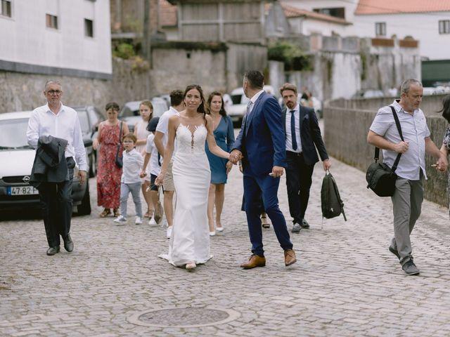 O casamento de Nicolas e Elsa em Moledo, Caminha 13