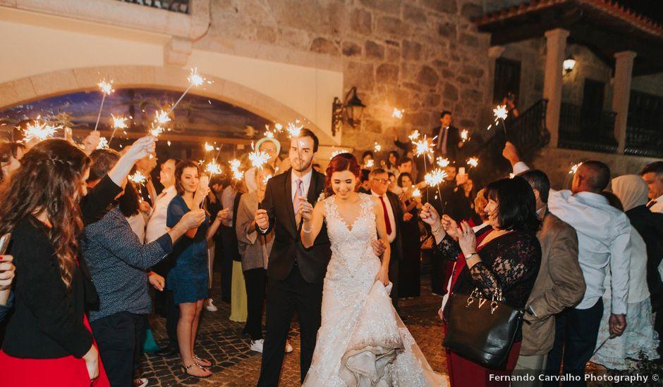 O casamento de Filipe e lidia em Barroselas, Viana do Castelo (Concelho)