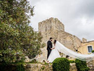 O casamento de Micaela e José