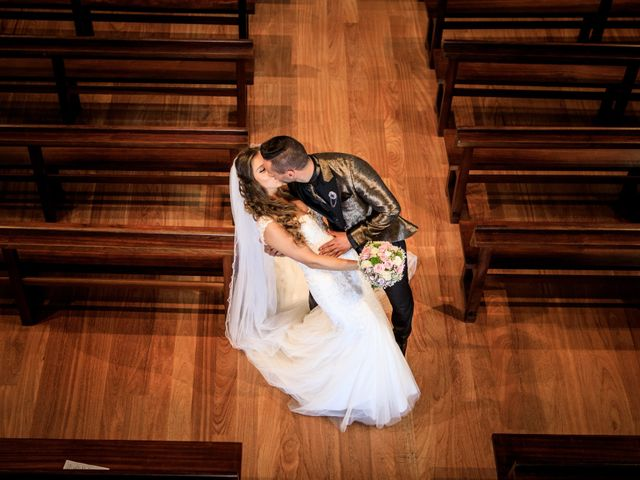O casamento de Ricardo e Gabriela  em Lourosa, Santa Maria da Feira 22