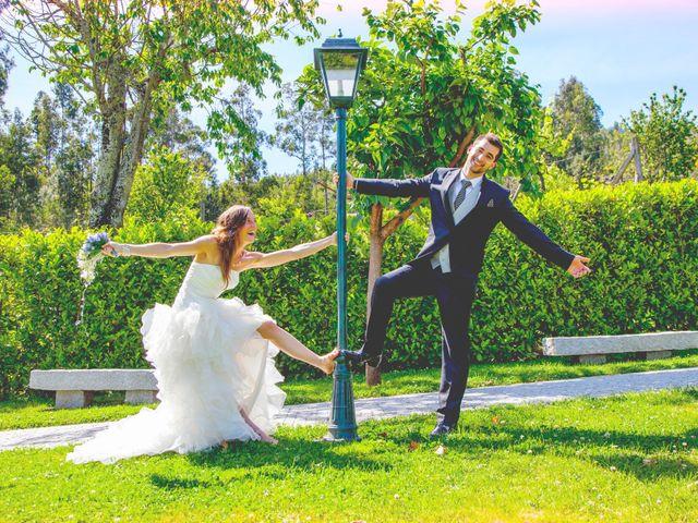 O casamento de Lisa e Fábio