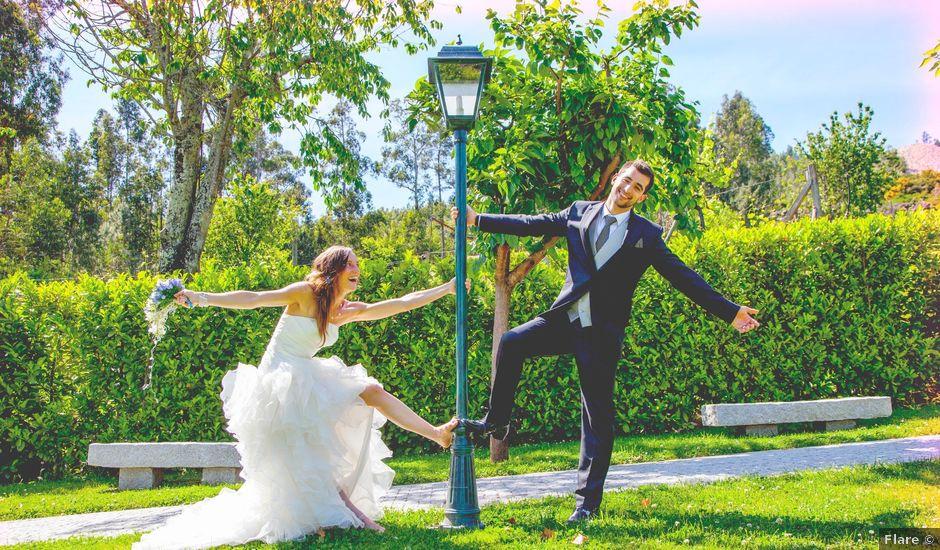 O casamento de Fábio e Lisa em Amarante, Amarante