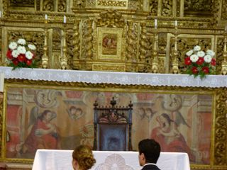 O casamento de Ana e Carlos 1