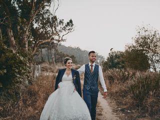 O casamento de Kelly e Bryan 1
