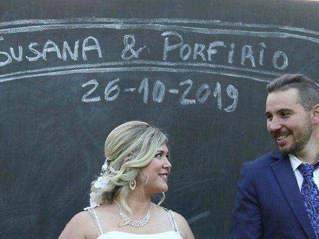 O casamento de Porfírio e Susana em Estorãos, Ponte de Lima 1