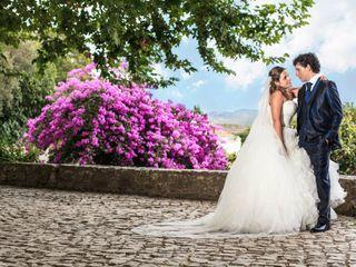 O casamento de Cátia e Paulo