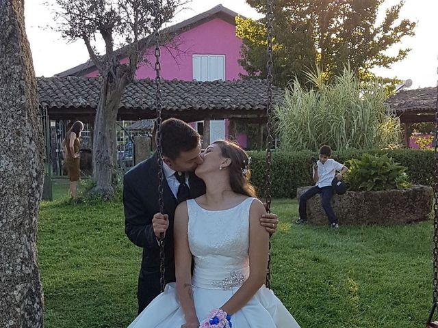 O casamento de Miguel e Ana em Ruivós, Sabugal 6