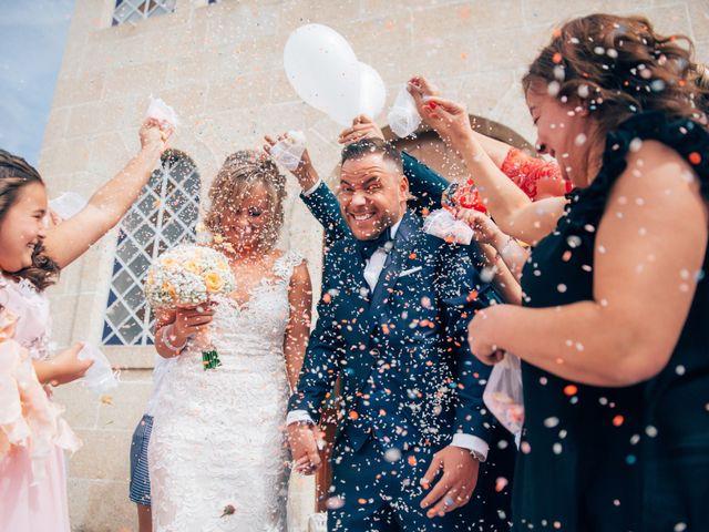O casamento de Flávio e Carla em Felgueiras, Felgueiras 1