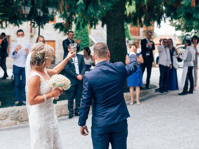 O casamento de Flávio e Carla em Felgueiras, Felgueiras 24