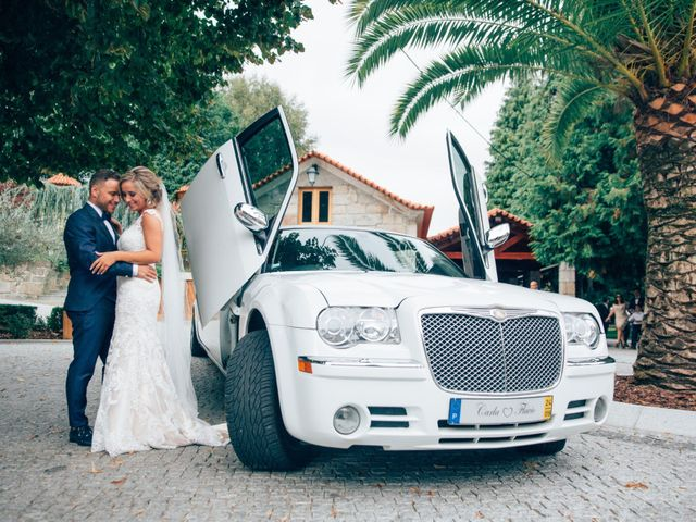 O casamento de Flávio e Carla em Felgueiras, Felgueiras 30