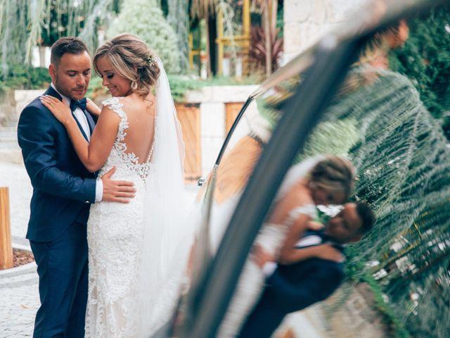 O casamento de Flávio e Carla em Felgueiras, Felgueiras 31