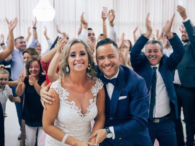 O casamento de Flávio e Carla em Felgueiras, Felgueiras 36