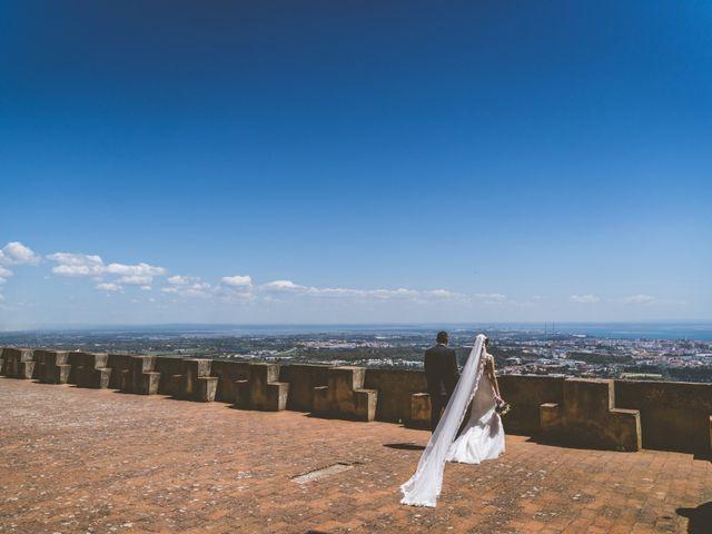 O casamento de Bruno e Marta em Palmela, Palmela 1