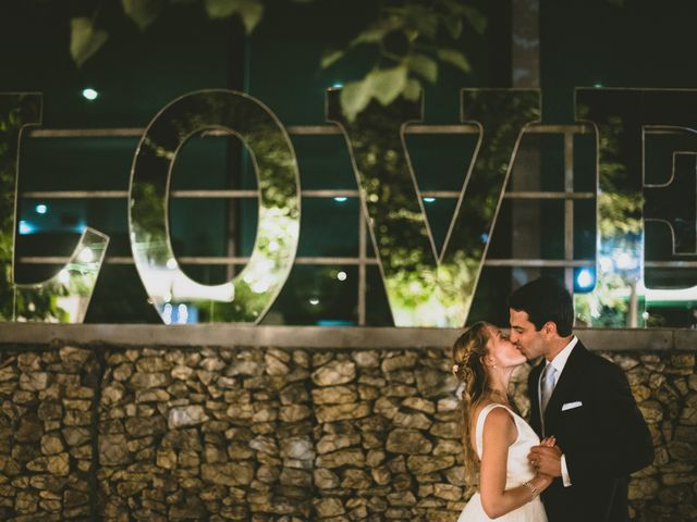 O casamento de Eva e Ricardo