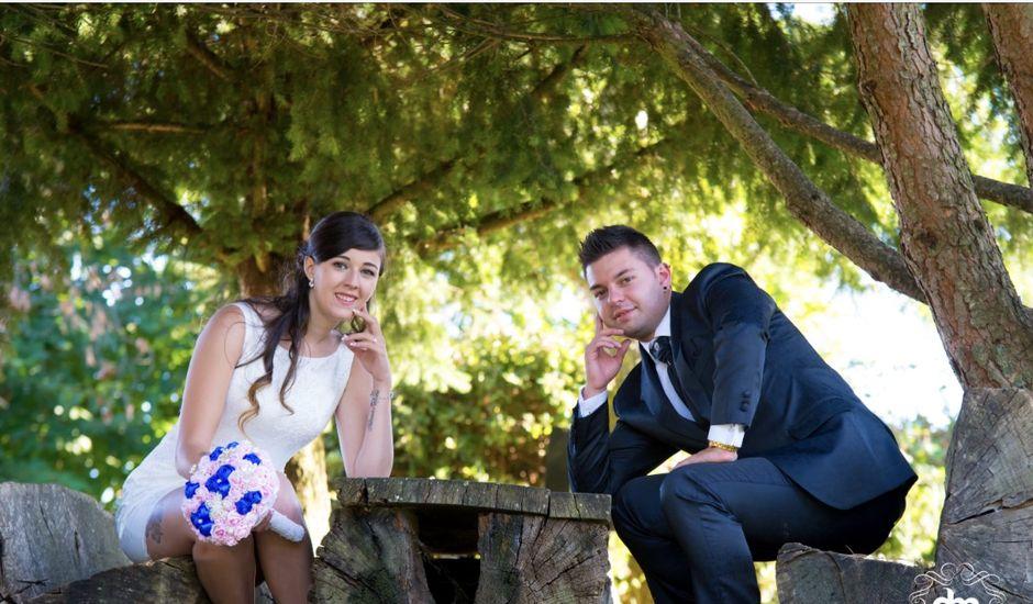 O casamento de Miguel e Ana em Ruivós, Sabugal