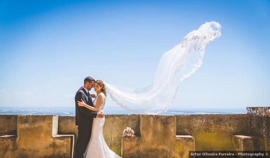 O casamento de Bruno e Marta em Palmela, Palmela