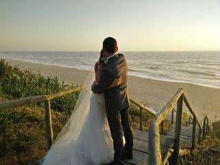O casamento de Dânia e Ricardo