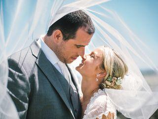 O casamento de Rebecca e Ricardo