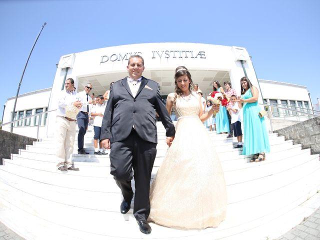O casamento de Esmeralda e Paulo