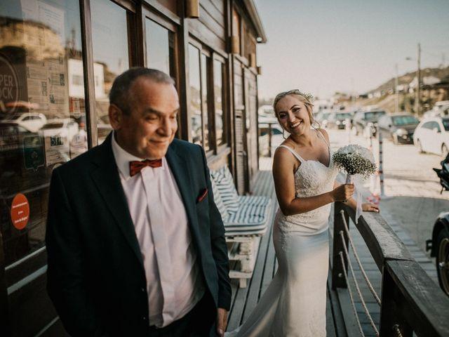 O casamento de Pedro e Aleksandra em Fonte da Telha, Almada 7
